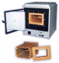 Муфельная печь SNOL 12/900 с интерфейсом