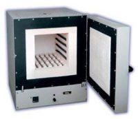 Муфельная печь SNOL 12/1300 с программируемым терморегулятором