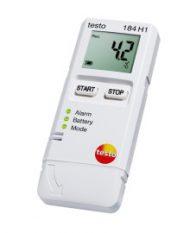 testo 184 H1 — Логгер данных температуры и влажности