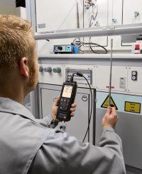 testo 480 - Профессиональный измерительный прибор для систем ВКВ (0563 4800)