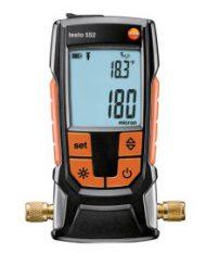 testo 552 — Высокоточный цифровой вакуумметр с Bluetooth
