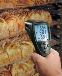 Пирометр Testo 845 - Бесконтактный инфракрасный термометр