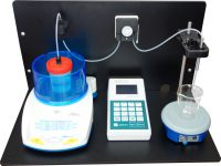 Комплект для автоматического потенциометрического и фотометрического титрования Титрион-1-3