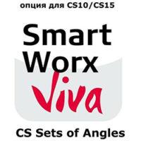 Leica SmartWorx Viva CS (Sets of Angles)