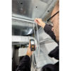 Трубка Пито из нержавеющей стали, длина 1000 мм, Ø 7 мм для измерения скорости потока (0635 2345)