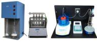 Комплекс оборудования для определения белка/азота методом Кьельдаля